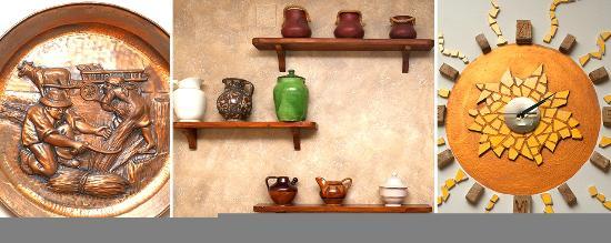 Antica Melegnano: Un particolare della sala