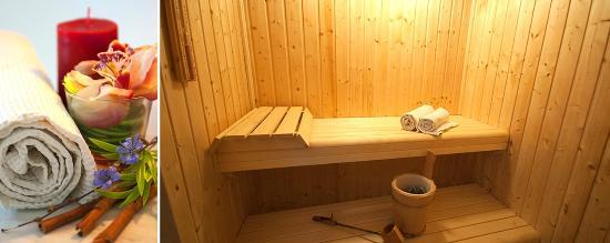Antica Melegnano: La sauna