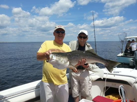 On the big ones now picture of reel job fishing charters for Fishing guide jobs