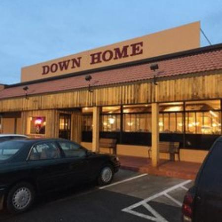 Down Home Restaurant Mount Airy Nc