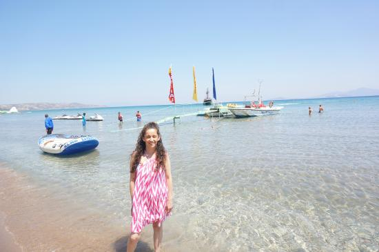 Visiting Paradise Beach Kos Island Greece