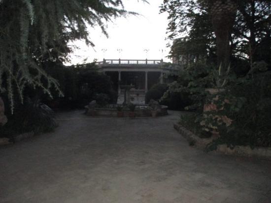 Conversano, İtalya: garden