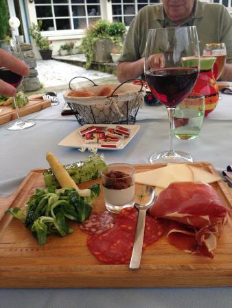 Barcus, Francia: Delicioso