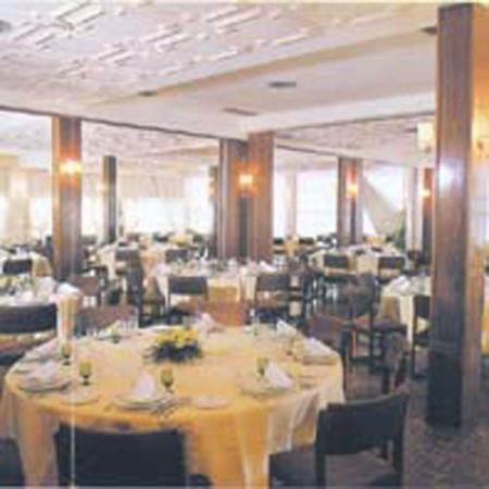 Torremangana Hotel: Restaurant