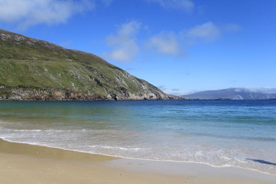 Amazing clear blue water - Picture of Keem Bay, Achill ... - photo#12