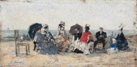 Musée Eugène Boudin : COPIE