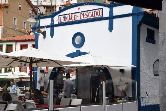 Santiago: Imagen actual del local