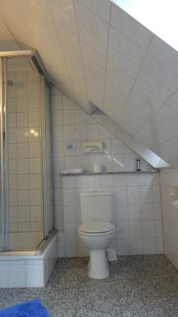 Hotel Bellevue: Banheiro