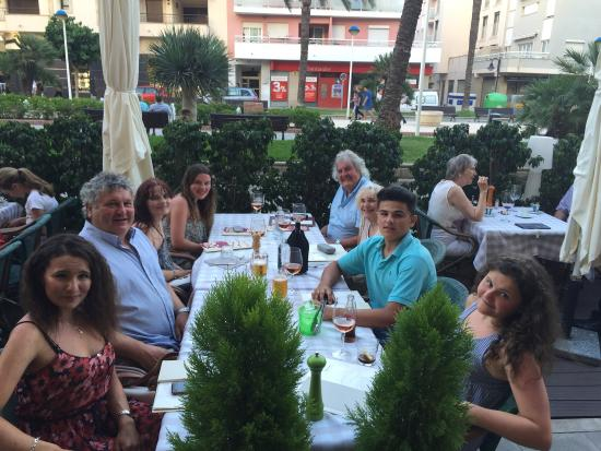 Pulcinella: Another excellent meal with the family, you must try this Restaraunt if you travel to the area t