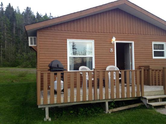 Middle Brook Cottages & Chalets : Honeymoon/Accessible Unit