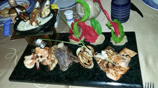 Panama Jack Resorts Playa del Carmen: Cena especial del Chef Luis Alberto en Maria´s