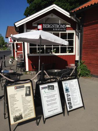 bergstroms kok butik granna restaurantanmeldelser tripadvisor. Black Bedroom Furniture Sets. Home Design Ideas
