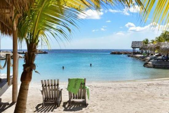 Lions Dive & Beach Resort Curacao: Private Beach