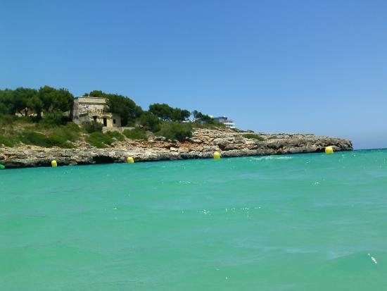 OLA Aparthotel Cecilia: View of Sea