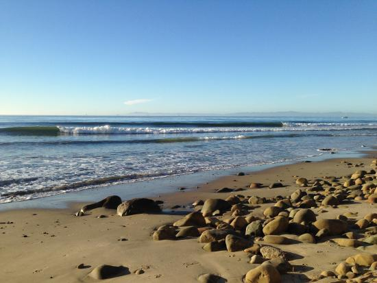 Montecito, CA: Lovely Miramar Beach