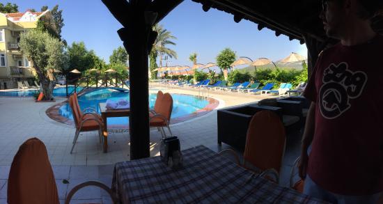 Seyir Village Hotel: Pool area