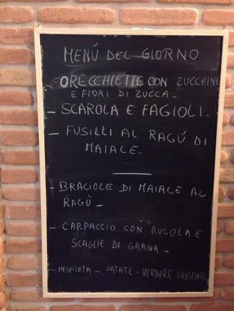 Agriturismo San Leonardo : Antipasti
