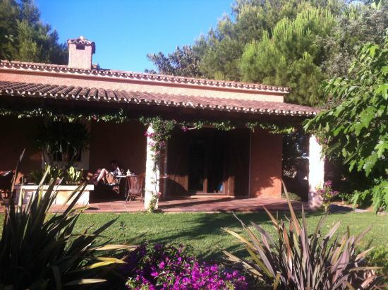 Sa Vaqueria : Appartementen met patio