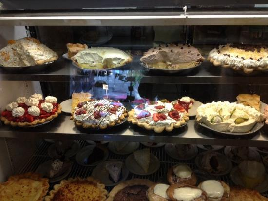 PieCake Display Picture Of Pine Country Restaurant Williams Best Pie Display Stand