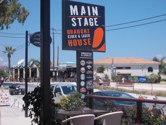 main stage bar