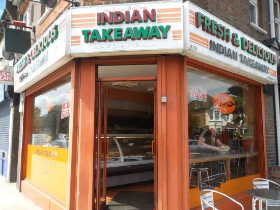 Fresh & Delicious Indian Takeaway