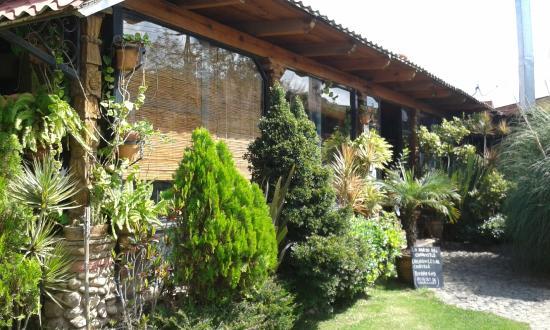 el Chahuistle: Restaurante