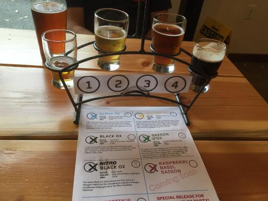 Ashburn, Wirginia: Flight at Old Ox Brewwey