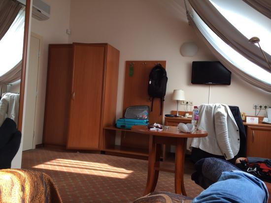 Mabre Residence Hotel : the room