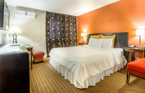 Lemon Tree Hotel and Suites: King Bed