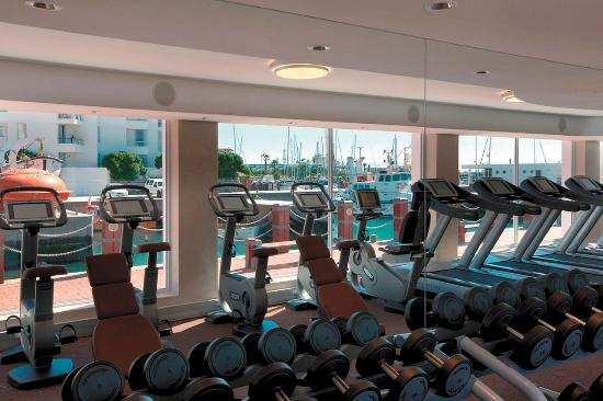 Radisson Blu Hotel Waterfront, Cape Town: Fitness Room