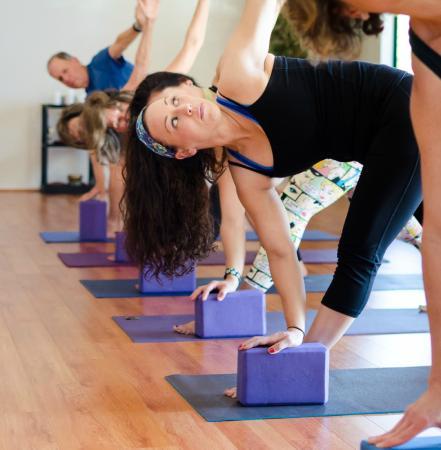 Class Descriptions - Go With The Flow Yoga