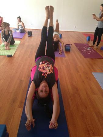 Let it Go - Yoga Flow | Yoga With Adriene