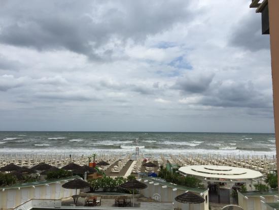 Hotel Negresco: Spiaggia