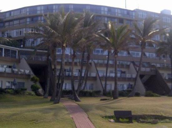 Salt Rock Hotel & Beach Resort: Salt Rock hotel