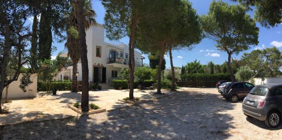 B&B - Casa Vacanze La Palude del Conte : La villa