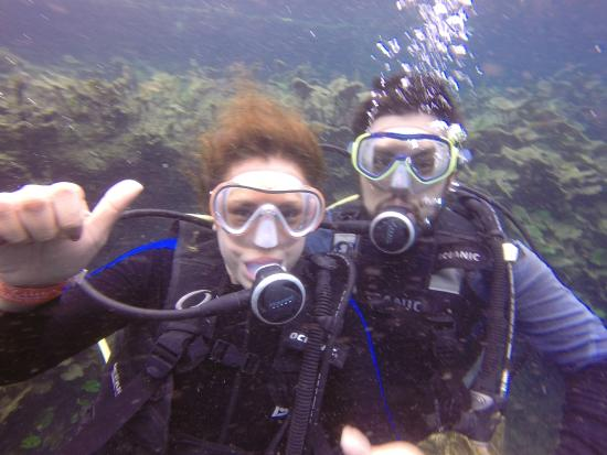 Media Luna School of Diving: :)