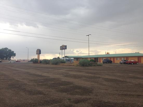 Sunset Motel: Especially nice on a stormy day