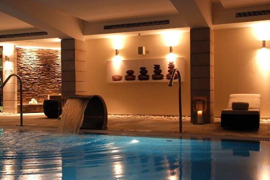 Hilton Sa Torre Mallorca: Spa Indoor Pool