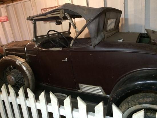 Bonshaw, كندا: Car Life Museum