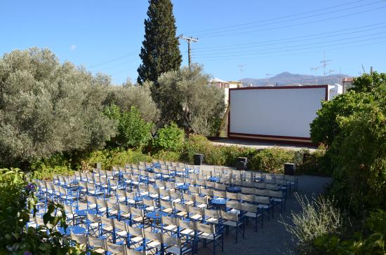 Asteria Open Air Cinema