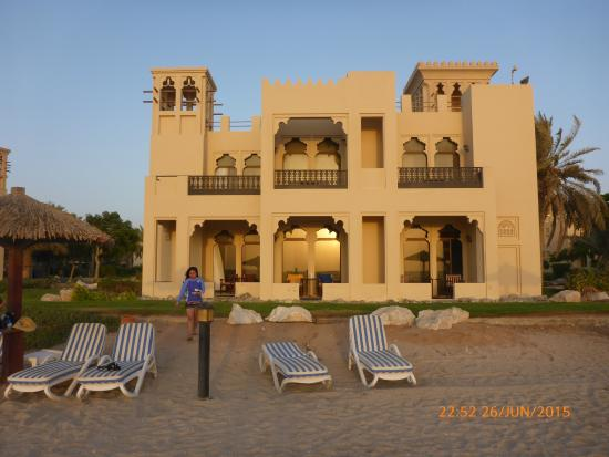 Hilton Al Hamra Beach Golf Resort Villa Garden Room