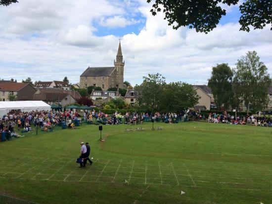 Ceres Highland Games 2015