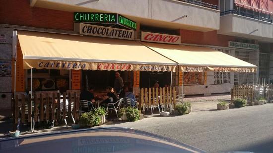 Churreria Chocolateria Cancio