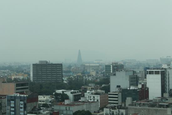 Vista Desde El Nivel 19 Picture Of Sheraton Mexico City Maria