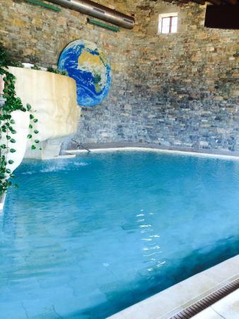 Tavertet, สเปน: Piscina cubierta