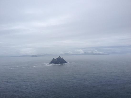 Skellig Tours: Amazing view!