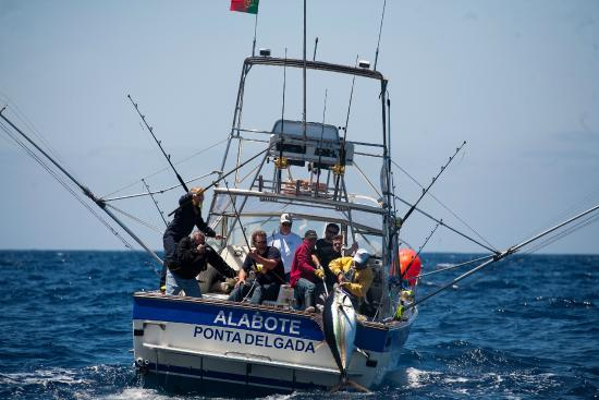 Alabote Sport Fishing Charter's
