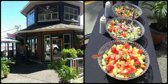 Maple Lane Cafe: Patio Catering