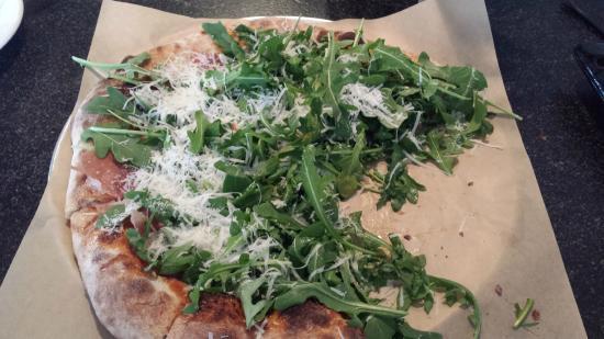 Gilda's Pizza - delicious!