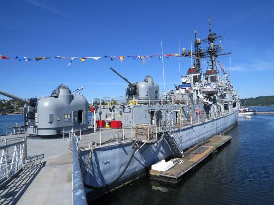 USS Turner Joy Museum Ship